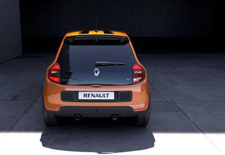 Mini the thao Renault Twingo GT 'sieu cute' gia 386 trieu - Anh 4