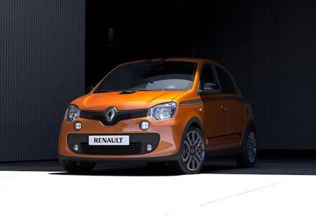 Mini the thao Renault Twingo GT 'sieu cute' gia 386 trieu - Anh 5