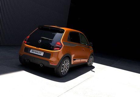 Mini the thao Renault Twingo GT 'sieu cute' gia 386 trieu - Anh 7
