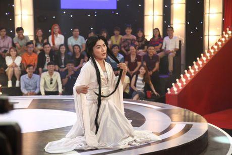Truong Giang, Tran Thanh het hon khi bi thi sinh 'de doa' - Anh 5