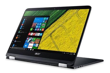 "Hai mau laptop ""bien hinh"" cua Acer len ke voi gia tu 650 USD - Anh 1"