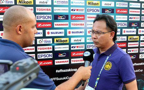 HLV tuyen Malaysia: 'Chung toi se danh bai Myanmar' - Anh 1