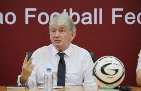 HLV Steve Darby: 'Toi mong cho Viet Nam gap Thai Lan o chung ket AFF Cup 2016' - Anh 1