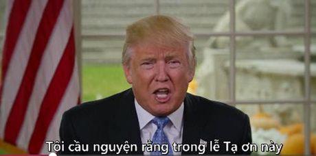 Ong Trump keu goi nguoi dan doan ket vi nuoc My - Anh 1