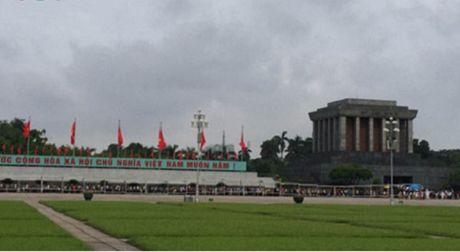 Tu 6/12, Lang Chu tich Ho Chi Minh se mo cua tro lai Phong to Ngay 6/12 toi, Lang Chu tich Ho Chi Minh se mo cua tro lai. Anh: VOV. - Anh 1