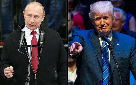 Ong Trump mong muon hop tac voi Nga giai quyet van de Syria - Anh 1