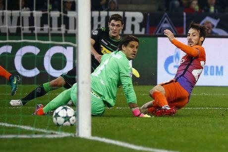 Messi lap cu dup, Barcelona vung ngoi dau bang - Anh 7