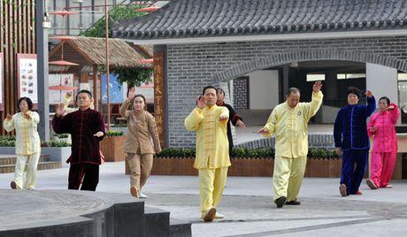 """Bi quyet song lau tai """"vung dat truong tho"""" - Anh 1"""