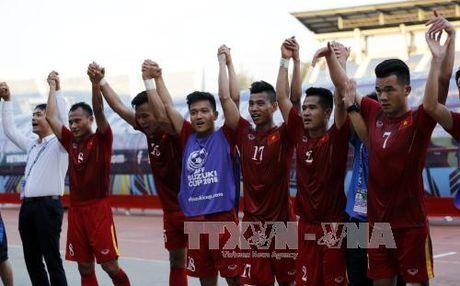 AFF SUZUKI CUP 2016: Viet Nam se khong ra ve tay trang - Anh 1