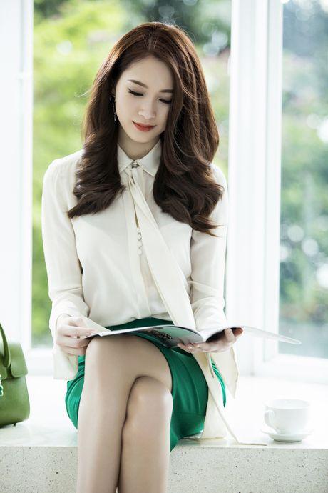 Hoa hau Dang Thu Thao – dai su truyen cam hung cho cac co gai tre - Anh 3