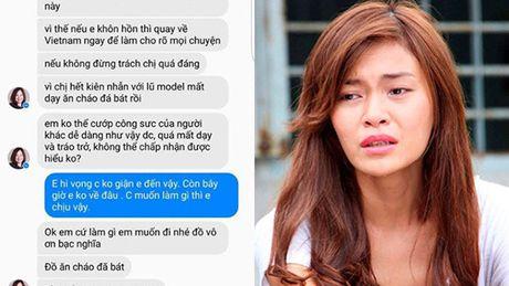 Dai dien VNTM: Kha My Van qua e show, Mau Thuy khong thanh that - Anh 1