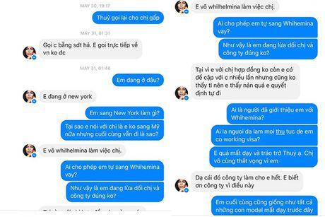 Dai dien VNTM: Kha My Van qua e show, Mau Thuy khong thanh that - Anh 3