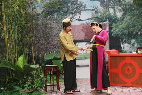 Huong Giang idol ngang nhien 'to' co bau voi Tran Thanh - Anh 2