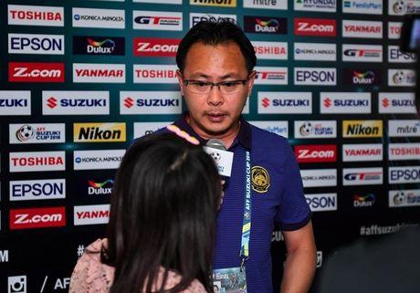 That bai truoc Viet Nam, HLV Malaysia van tuyen bo manh mieng - Anh 2