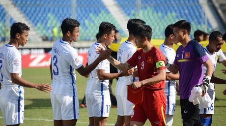 Bao Malaysia tiec re vi doi nha thua sat nut Viet Nam - Anh 1
