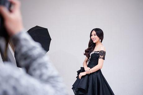 Hoa khoi Dieu Ngoc lam viec 16h lien tuc truoc khi len duong du Miss World - Anh 10