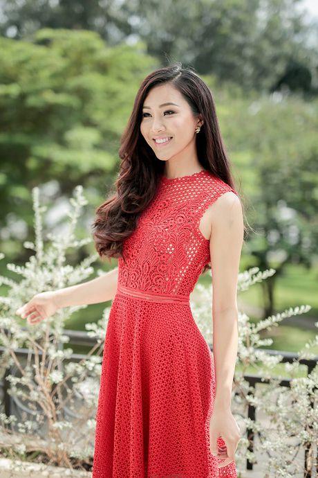 Hoa khoi Dieu Ngoc lam viec 16h lien tuc truoc khi len duong du Miss World - Anh 11