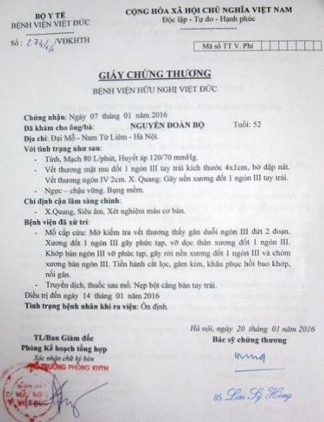 Hoan tat cao trang truy to Chu tich HDQT Truong Tieu hoc Lomonoxop Nguyen Vinh Tam - Anh 3