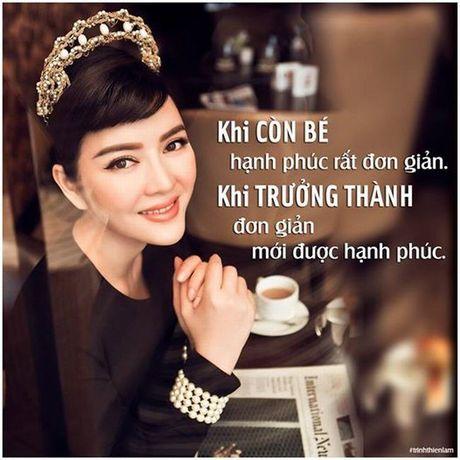Ly Nha Ky duoc fan tang danh hieu 'ba chua danh ngon' - Anh 2