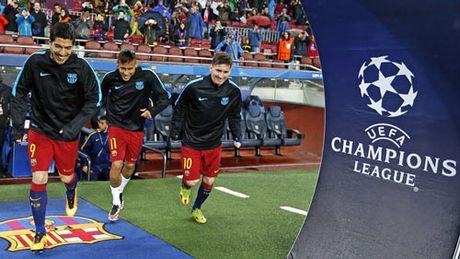 Tieu diem luot 5 Cup C1: NHA that the, La Liga bay cao - Anh 1