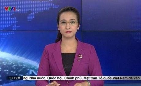 BTV Van Anh chuong trinh 'Thoi su' bat ngo nghi viec tai VTV - Anh 1