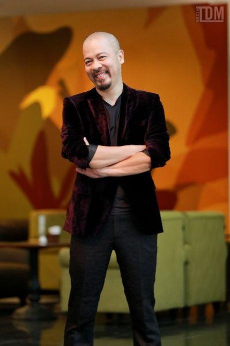 Duc Hung banh bao, lich lam ben MC Diem Quynh - Anh 1
