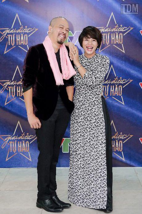 Duc Hung banh bao, lich lam ben MC Diem Quynh - Anh 4