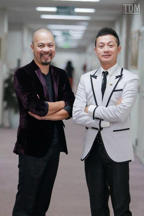 Duc Hung banh bao, lich lam ben MC Diem Quynh - Anh 7