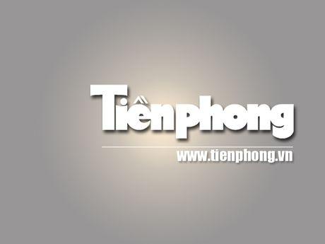 Tong Bi thu Nguyen Phu Trong tham Lao - Anh 1