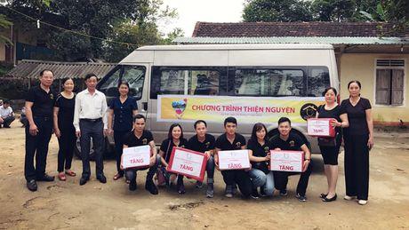 T's Group: Kinh doanh khong chi la loi nhuan - Anh 1