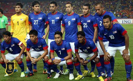 Tuyen Viet Nam bi thiet neu Malaysia rut khoi AFF Cup? - Anh 1