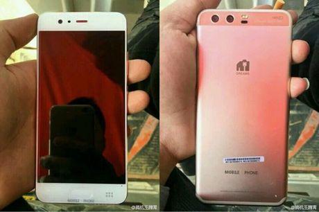Huawei P10 lo dien voi he thong quet van tay sieu am - Anh 2