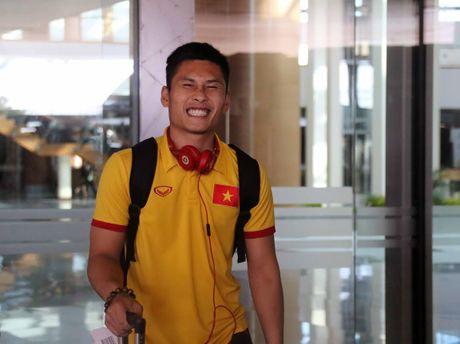 AFF Cup 2016: Tuyen Viet Nam vui ve den 'noi dong quan' moi - Anh 10