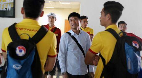 AFF Cup 2016: Tuyen Viet Nam vui ve den 'noi dong quan' moi - Anh 1