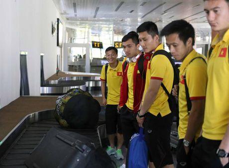 AFF Cup 2016: Tuyen Viet Nam vui ve den 'noi dong quan' moi - Anh 8