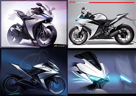 Yamaha R25 2017 se duoc nang cap nhe - Anh 2