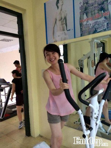 'Diet' mo bung hieu qua nho massage bang ruou gung - Anh 2