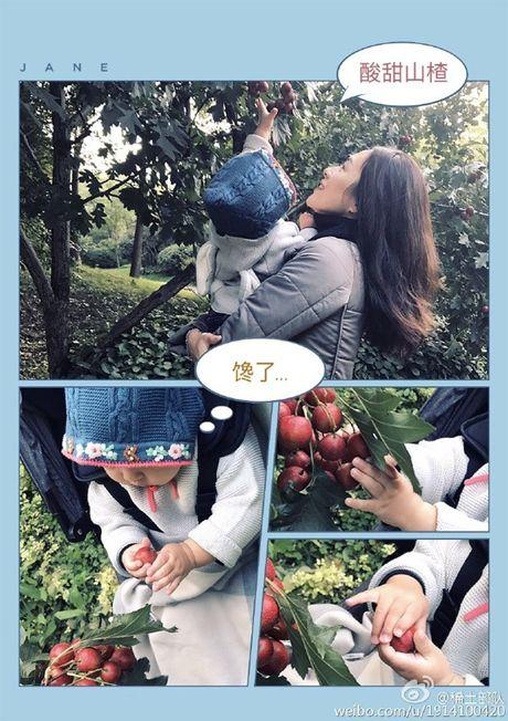 """Chuong Tu Di """"khoe"""" bi kip luyen tay cho con gai nho - Anh 9"""