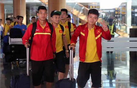DT Viet Nam co mat tai Nay Pyi Taw chuan bi cho tran gap Campuchia - Anh 1