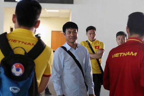 DT Viet Nam co mat tai Nay Pyi Taw chuan bi cho tran gap Campuchia - Anh 2