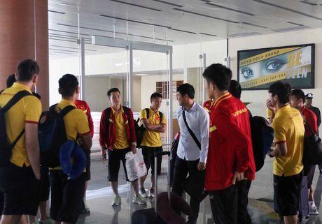 DT Viet Nam co mat tai Nay Pyi Taw chuan bi cho tran gap Campuchia - Anh 3