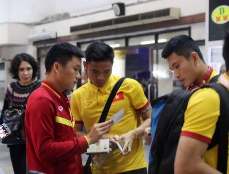 DT Viet Nam co mat tai Nay Pyi Taw chuan bi cho tran gap Campuchia - Anh 4