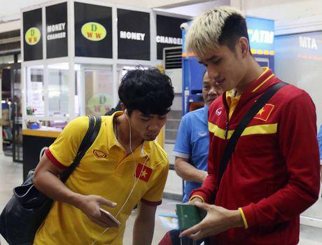 DT Viet Nam co mat tai Nay Pyi Taw chuan bi cho tran gap Campuchia - Anh 5
