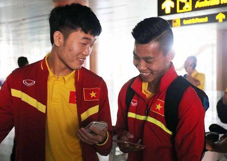 DT Viet Nam co mat tai Nay Pyi Taw chuan bi cho tran gap Campuchia - Anh 6