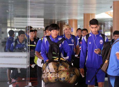 DT Viet Nam co mat tai Nay Pyi Taw chuan bi cho tran gap Campuchia - Anh 9