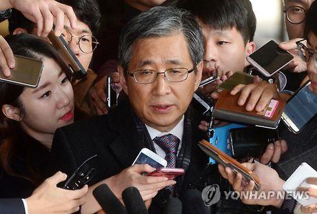 Toa an bac de nghi bat cuu thu ky Tong thong Park Geun-hye - Anh 1