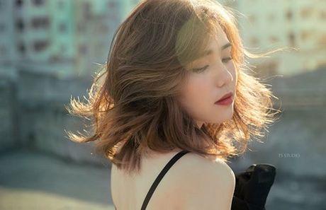 Truong Bach Diep, hot girl xinh dep hut hon cu dan mang - Anh 6
