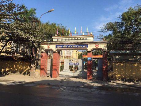 Ha Noi: San phu tu vong bat thuong sau khi sinh tai benh vien Da khoa Son Tay? - Anh 2