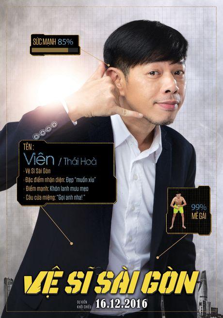 Xuat hien poster Chi Pu 'da xinh lai con thong minh' - Anh 1
