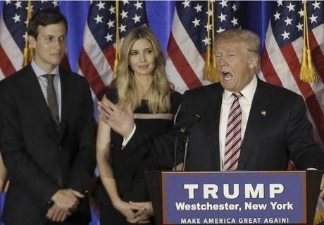 Donald Trump da co lap truong mem mong hon ve bien doi khi hau - Anh 1